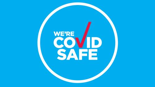 We're a COVID Safe Company